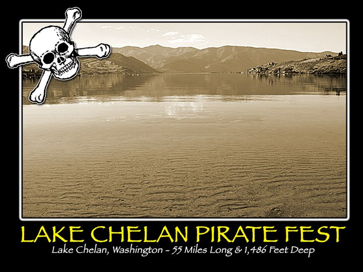 Lake Chelan Pirate Fest